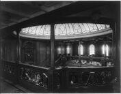 The Grand Staircase (black & white) 3