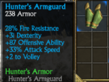 Hunter's Armguard