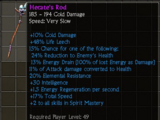 Hecate's Rod