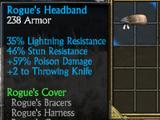 Rogue's Headband