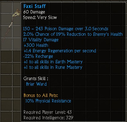 Faxi Staff
