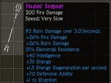 Hades' Scepter