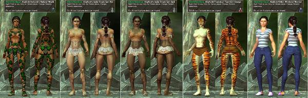 -Skirt-Skirtless- Alsafysh Arkeyla Traviskos Zilla NaturalWrath-IndiaDreamSariDark-Pale-TigerGirlOrange-WeekendWarrior.jpg