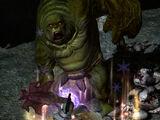 Orok Skullcracker - Troglodyte Hero