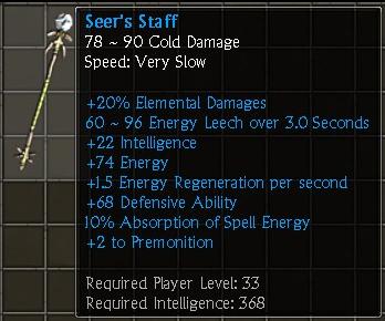 Seer's Staff
