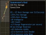 Summoner's Rod