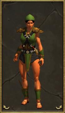 Hunter's Armor