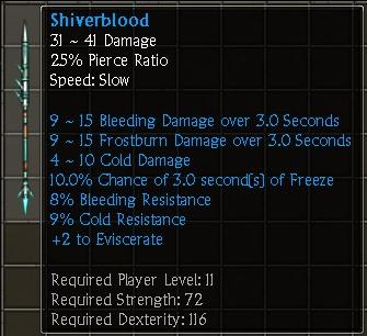 Shiverblood