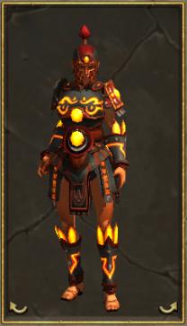 Firewalker's Suit