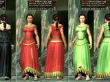 AllSkins 0.8 Female (Dress) Non-Adult Skins