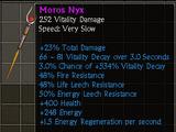 Moros Nyx