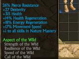 Speed of the Wild