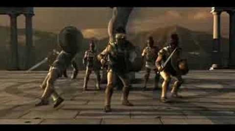 Titan Quest Intro Movie