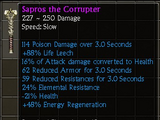 Sapros the Corrupter