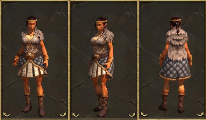 Freyja's Panoply
