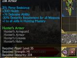 Hunter's Armor (chest)