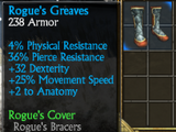 Rogue's Greaves