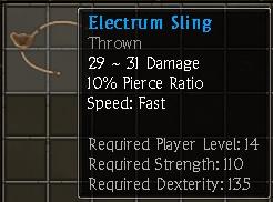 Electrum Sling