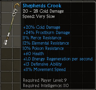 Shepherds Crook