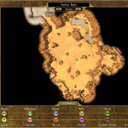 Hathor Basin