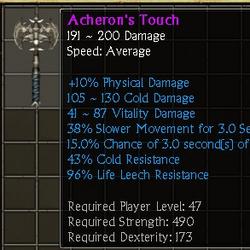 Acheron's Touch
