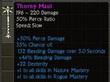 Thorny Maul
