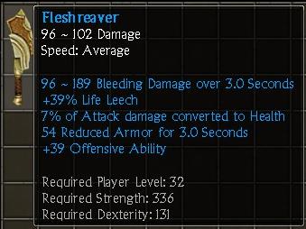 Fleshreaver