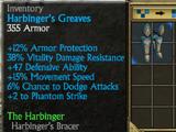 Harbinger's Greaves