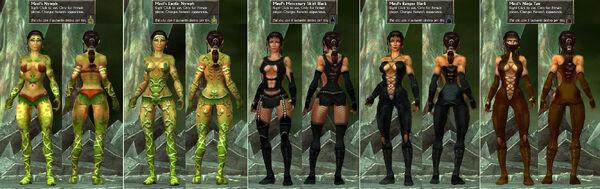 Maul's ExoticNymph-Mercenary-RangerBlack-NinjaTan.jpg