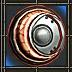 Sacred Crescent Shield