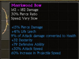 Meerkwood Bow