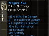 Pangu's Axe