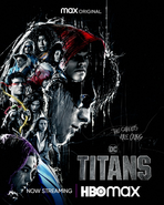 Titans season 3 poster - The Streets Are Ours