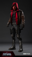 Red Hood first look