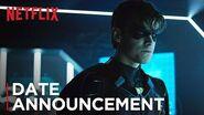 Titans Date Announcement HD Netflix