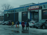 Scooters Roller Skating Rink