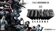 Titans Season 2 Finale promotional poster