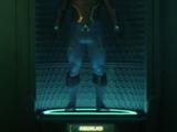 Aqualad suit
