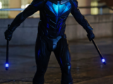 Nightwing suit