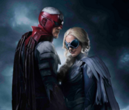 Hawk and Dove first look