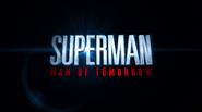Superman Man of Tomorrow non-animated