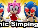 Sonic Simping