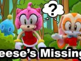 Cheese's Missing!