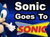 Sonic Goes to Sonic