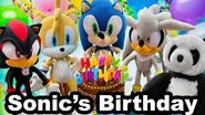 TT Movie Sonic's Birthday