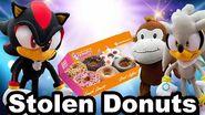 TT Short The Stolen Donuts