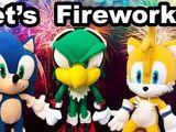 Jet's Fireworks