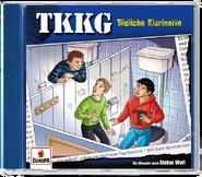 217 - Tödliche Klarinette - CD-Cover
