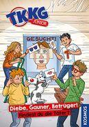 TKKG Junior - Diebe Gauner Betrüger