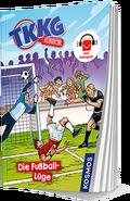 TKKG Junior - Die Fußball-Lüge (Booklet)